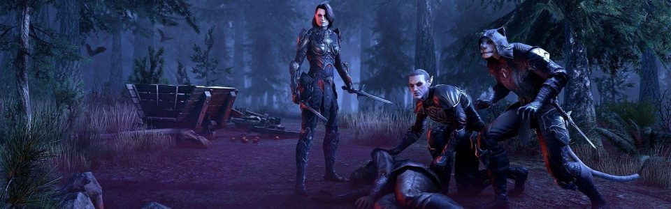 The Elder Scrolls Online Greymoor: video e stream per il Vampirismo