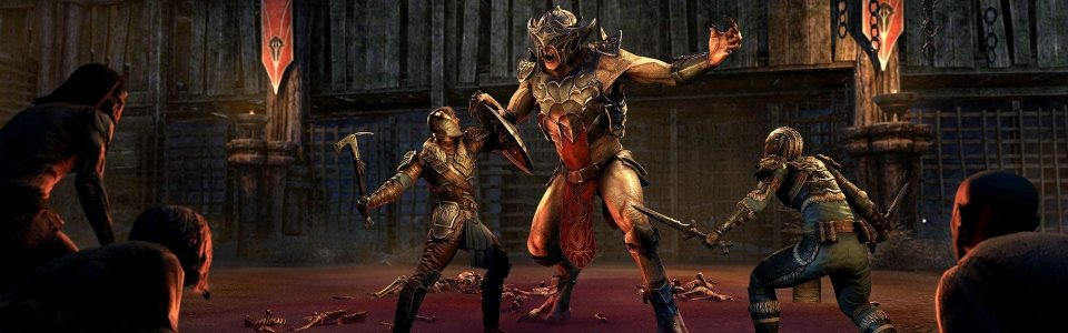 The Elder Scrolls Online Greymoor: nuovo trailer per Cuore Oscuro di Skyrim