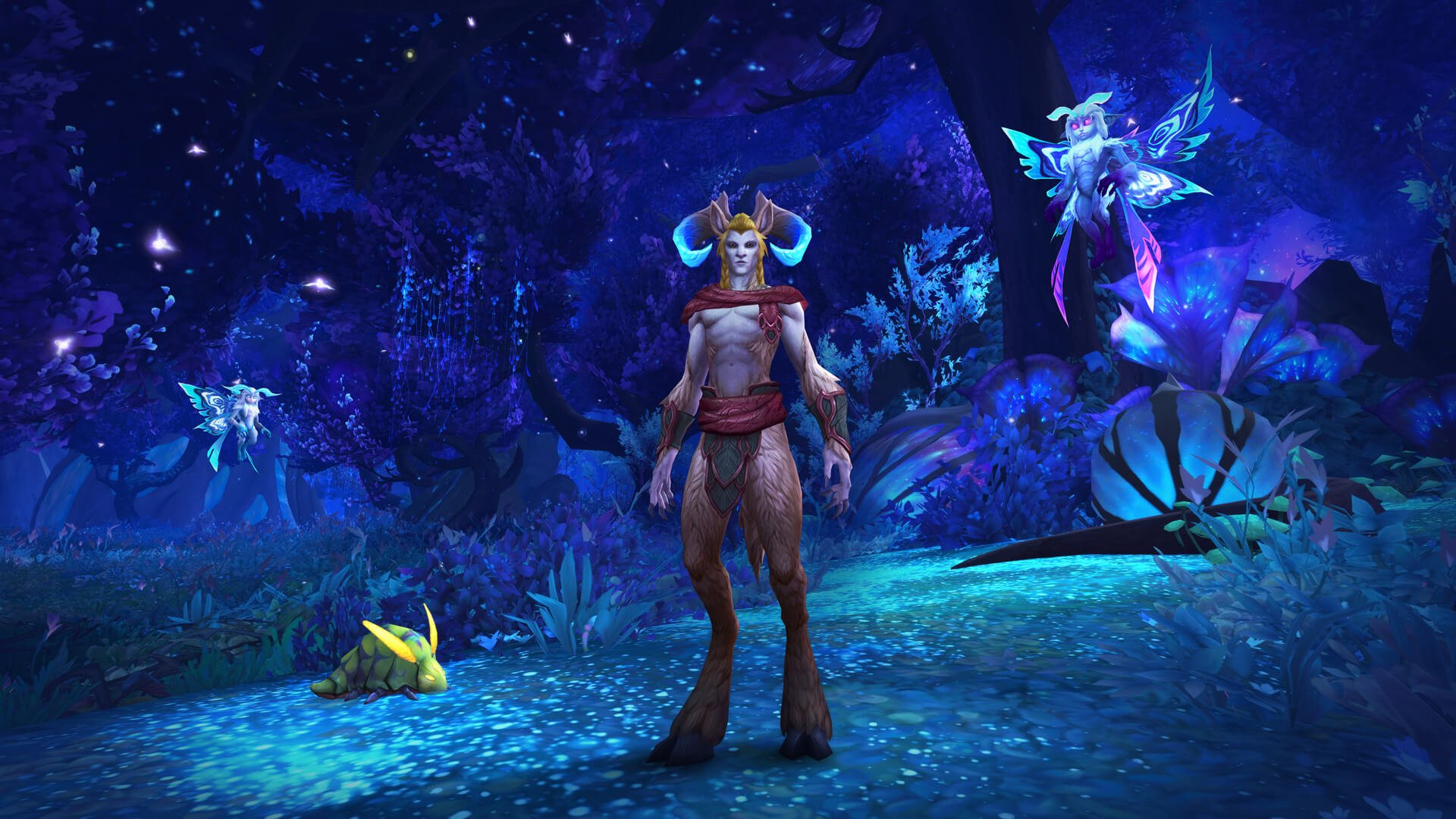 World of Warcraft Shadowlands wow