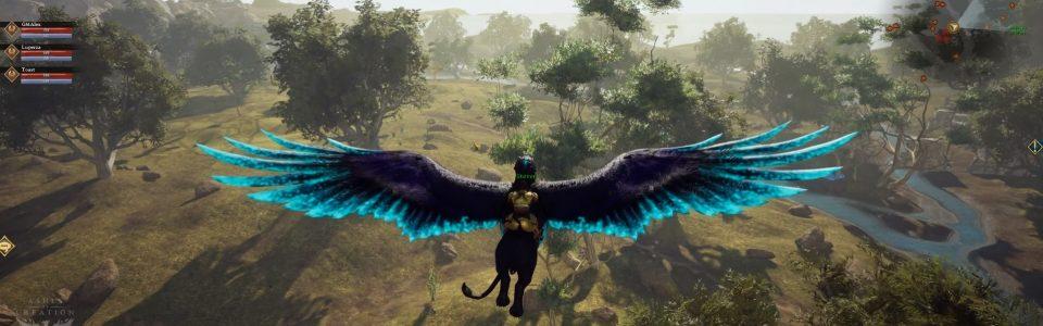 Ashes of Creation: pubblicato un lungo video gameplay, ma l'Alpha One è rinviata