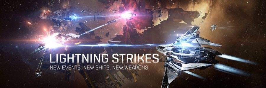 EVE Online: Update 18.06, Lightning Strikes e Project Discovery
