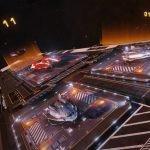 Elite Dangerous: l'update delle Fleet Carrier è live su PC e console