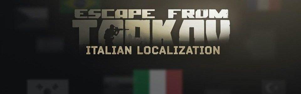 Escape from Tarkov: disponibile la traduzione in italiano