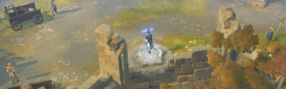 Magic Legends: gli sviluppatori parlano delle regioni di Shiv e Benalia