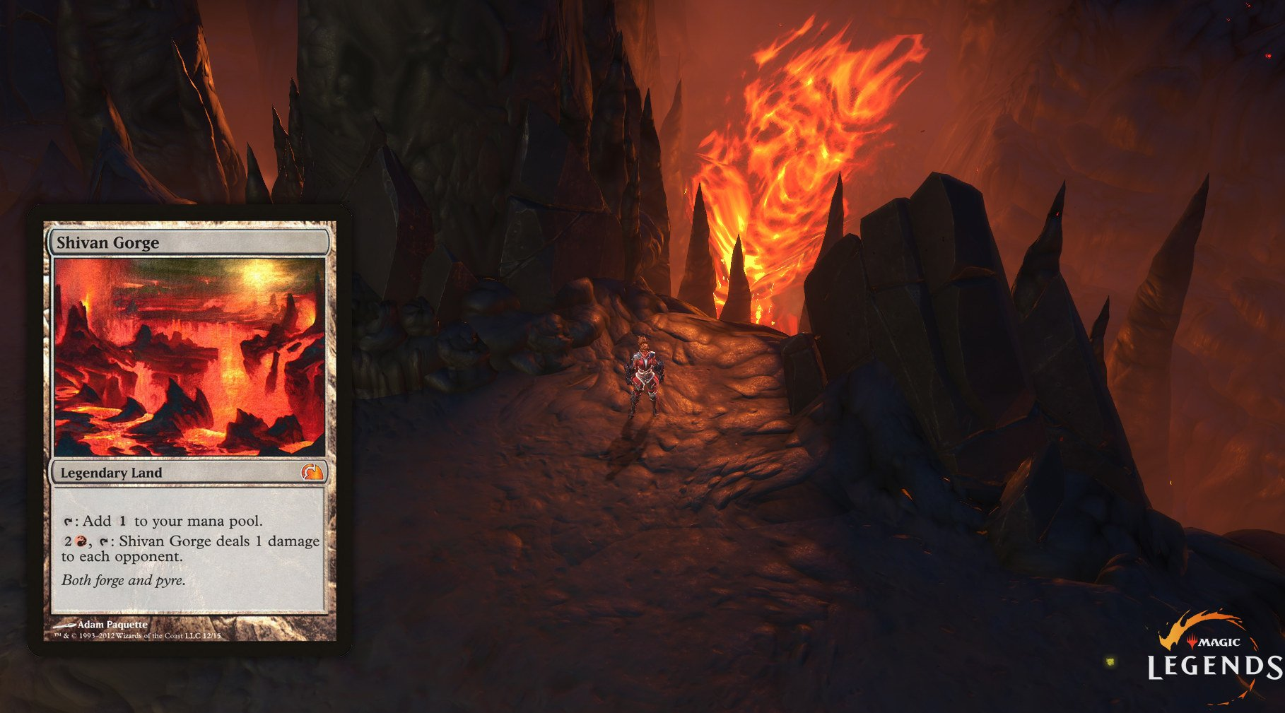 Magic Legends Magic: Legends sviluppatori parlano di Shiv