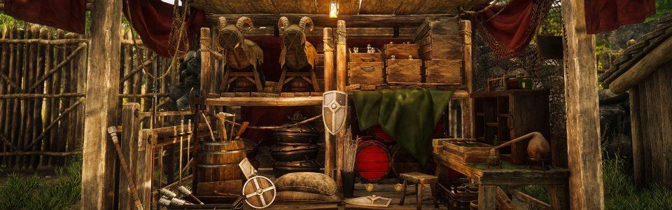 New World: nuovo post dedicato a oggetti, pozioni, armi e armature