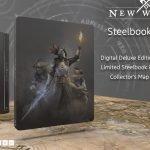 New World: annunciata l'edizione limitata Steelbook