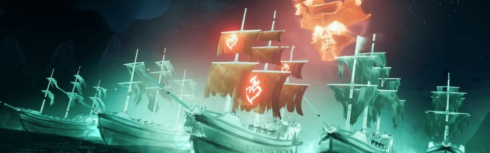 Sea of Thieves: live il nuovo update Haunted Shores