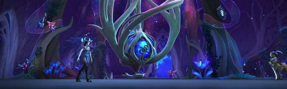 World of Warcraft Shadowlands: anteprima di Slevarden e Congrega dei Silfi nella Notte