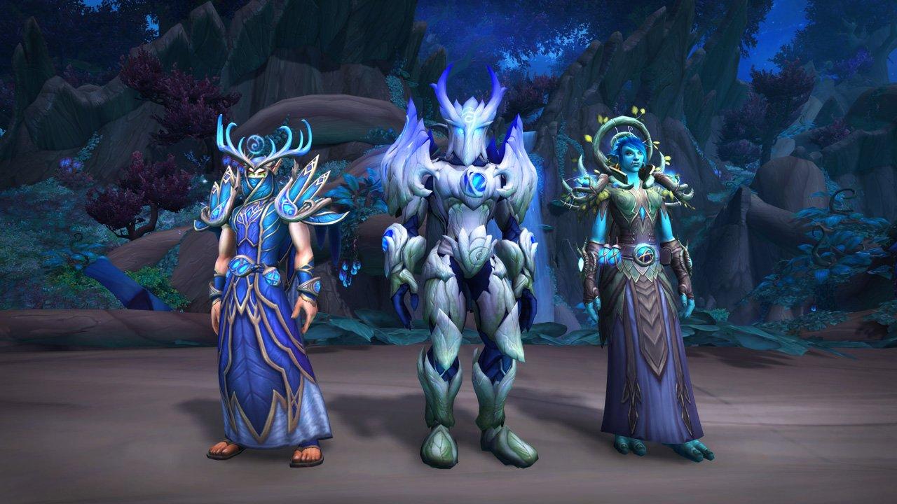 World of Warcraft Shadowlands slevarden wow shadowlands