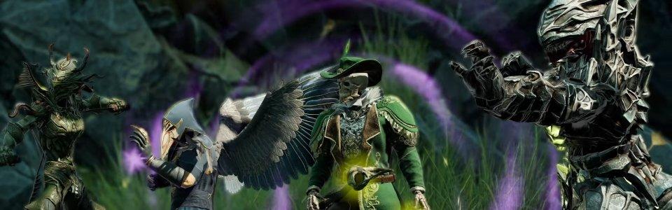Divinity Original Sin 2: nuovo DLC gratis, The Four Relics Of Rivellon