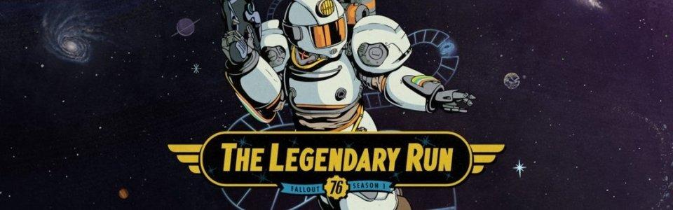 Fallout 76: iniziata la Stagione 1, La Gara Leggendaria