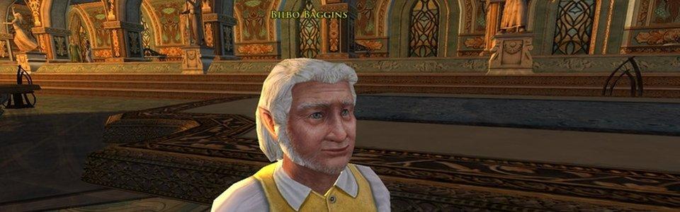 Lord of the Rings Online: commemorazioni per la scomparsa di Ian Holm