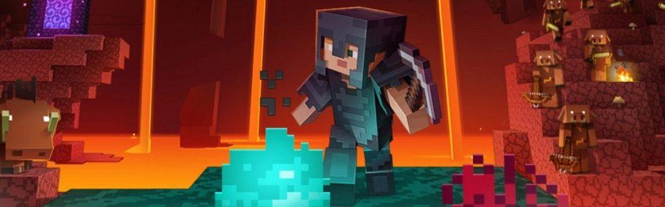 Minecraft: è live il Nether Update, trailer e dettagli