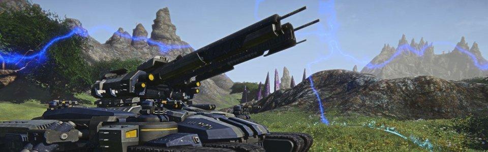 PlanetSide 2: è live il nuovo Colossus Update