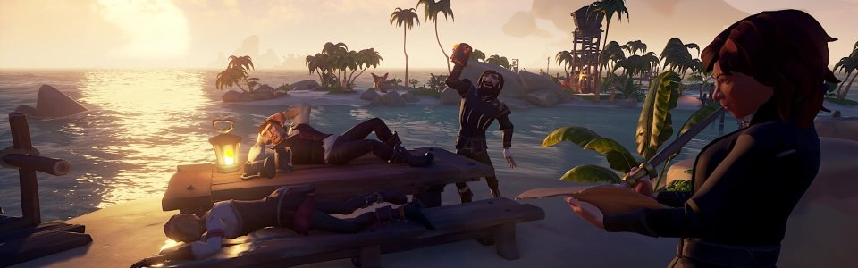 Sea of Thieves: annunciato l'arrivo dei server privati