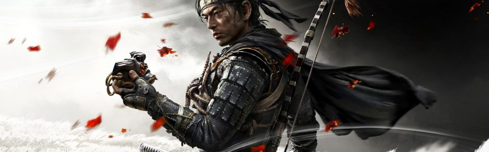 Ghost of Tsushima è disponibile, trailer di lancio e prime recensioni