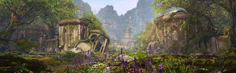 ArcheAge Garden of the Gods: live l'update The Ipnysh Sanctuary