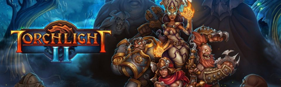Torchlight 2 è riscattabile gratis su Epic Games Store