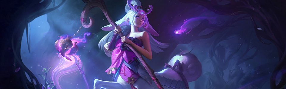 League of Legends: il nuovo campione Lillia è live con la patch 10.15