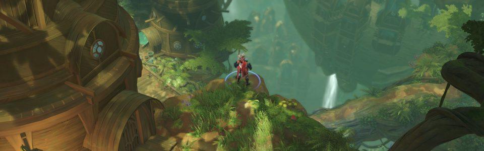 Magic Legends: nuove informazioni sulla monetizzazione e sul continente di Tazeem