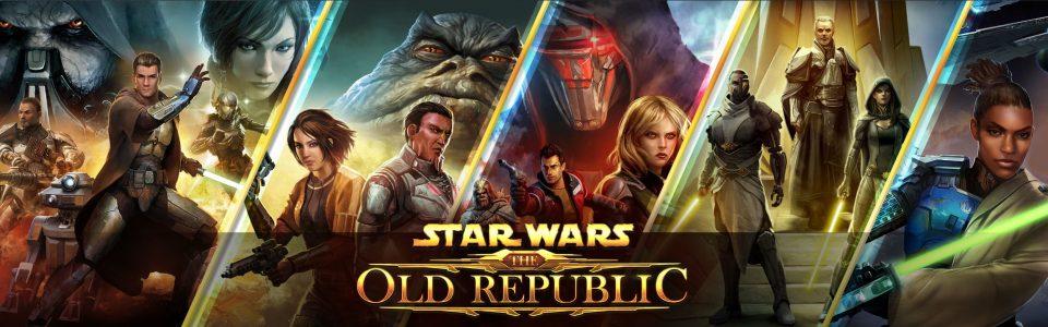 Star Wars: The Old Republic è ora disponibile su Steam