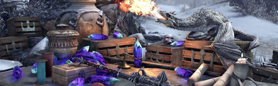 The Elder Scrolls Online: Crown Bundle gratis per tutti i giocatori