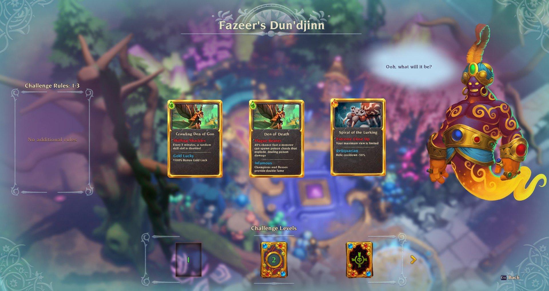 Torchlight 3 introdotto Dund'djinn di Fazeer il contenuto endgame