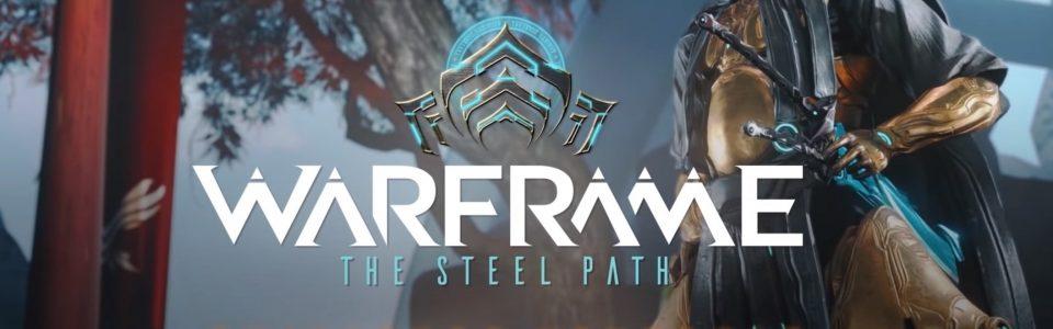 Warframe: live su PC l'update The Steel Path, con un nuovo sistema di difficoltà