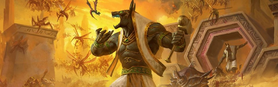 World of Warcraft Classic: inizia l'evento Gates of Ahn'Qiraj