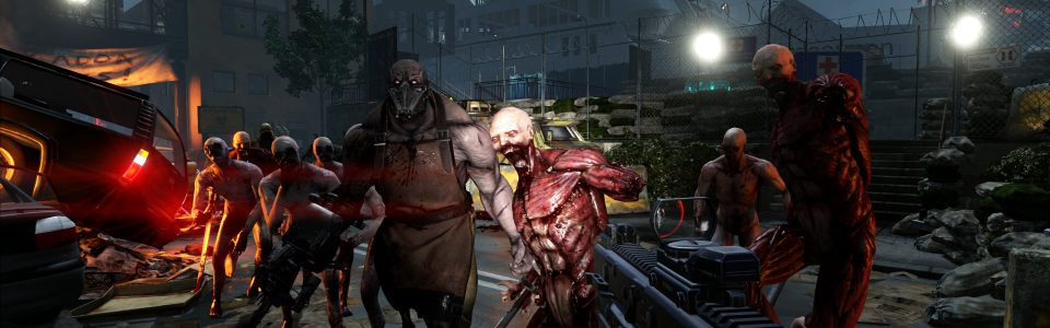 Killing Floor 2 Epic Games Store killing floor 2
