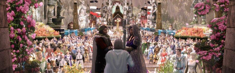 Lord of the Rings Online: tutti invitati al Grande Matrimonio tra Aragorn e Arwen