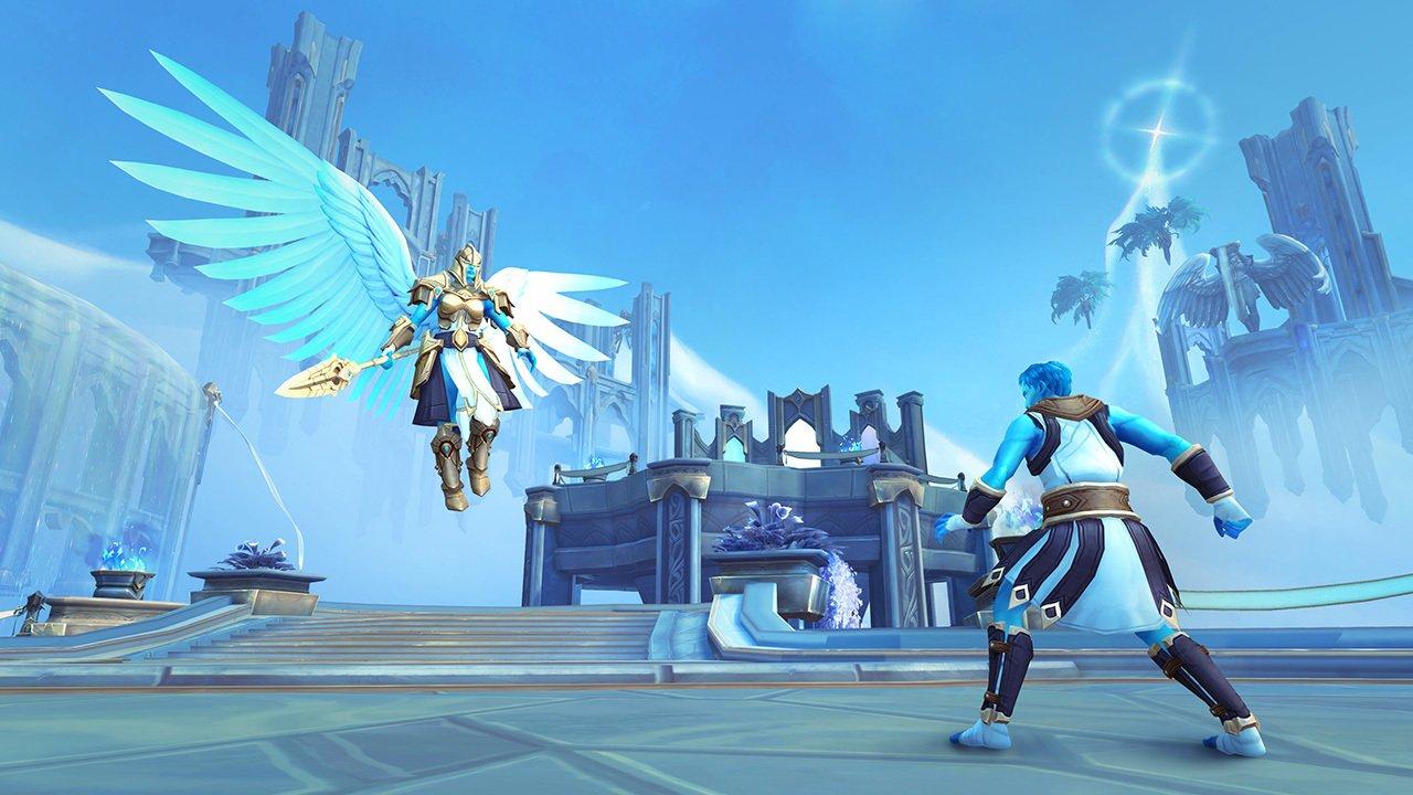 World of Warcraft Shadowlands Congreghe