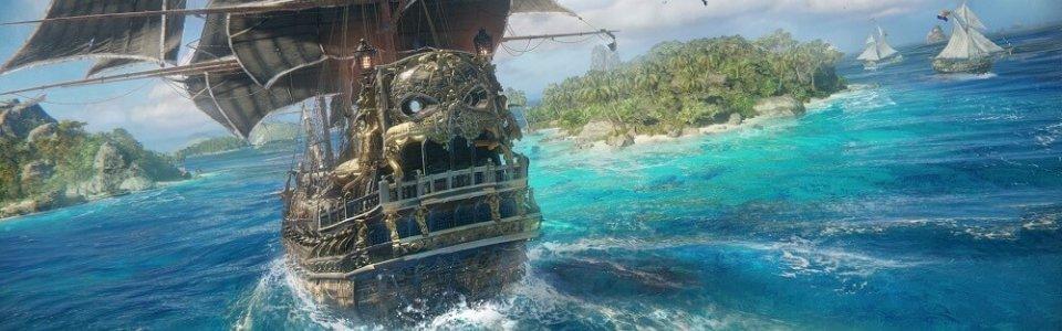 Skull & Bones: il gioco piratesco di Ubisoft diventa un live service