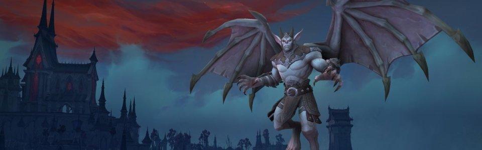World of Warcraft: Shadowlands in beta dalla prossima settimana, svelata la Collector's Edition