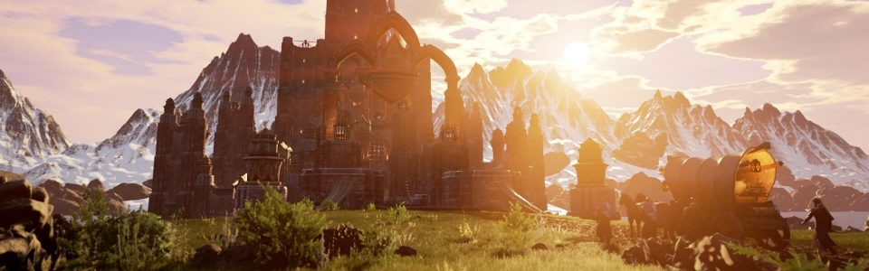 Ashes of Creation: Alpha One confermata per questo autunno