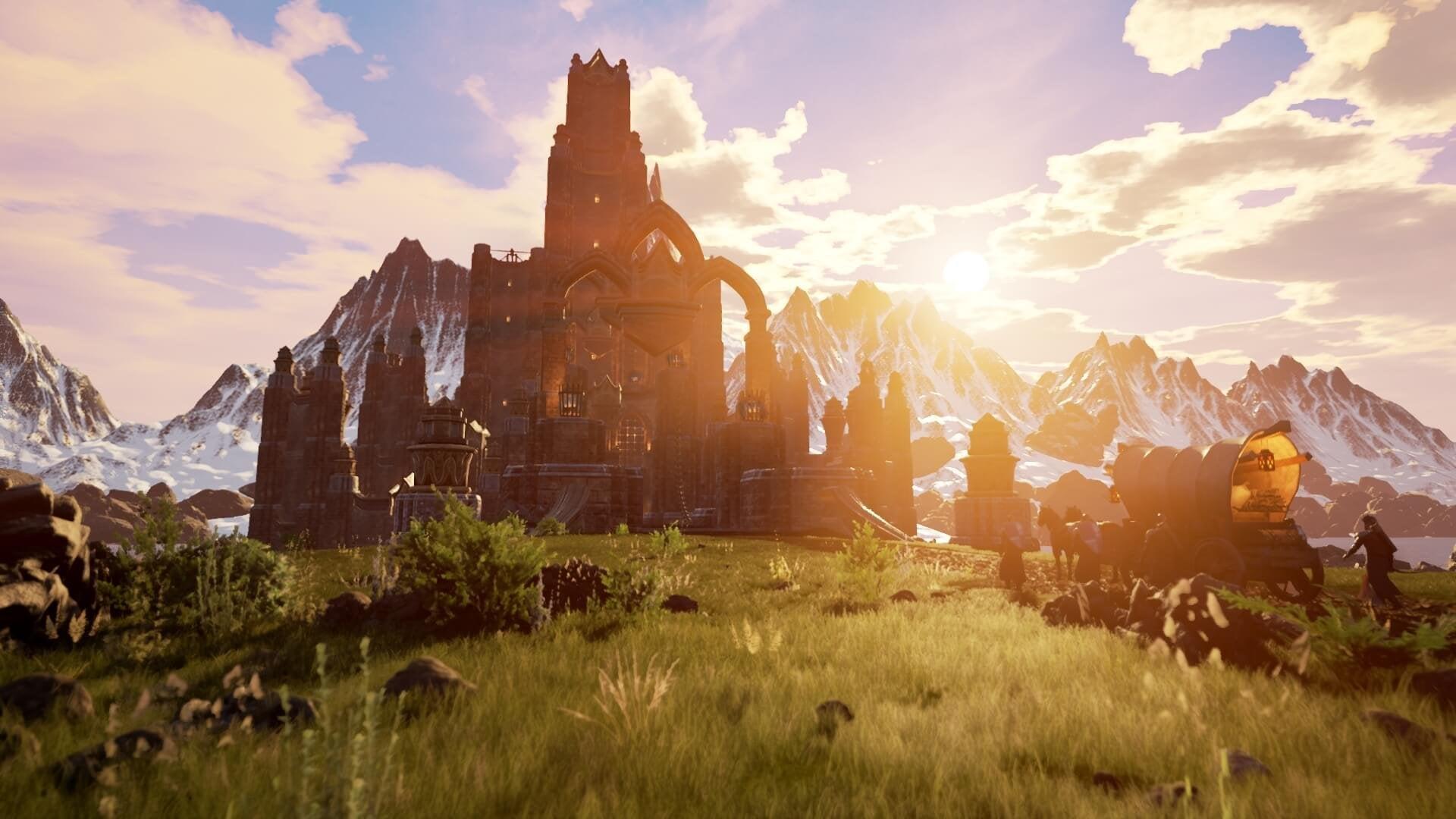 Ashes of Creation Alpha One 2020 Ashes of Creation MMO 2021 Gli MMO più attesi del 2021 e oltre video speciale MMORPG 2021 MMO.it 2021
