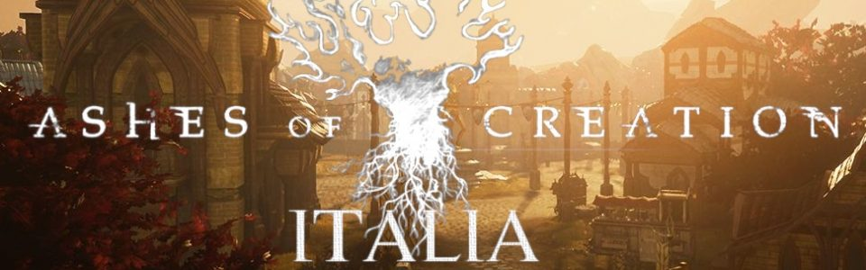 Ashes of Creation Italia Ashes of Creation mmo.it