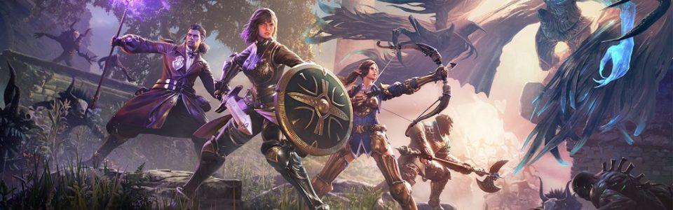 Bless Unleashed: è live l'ultima beta PC, stasera streaming su Twitch!