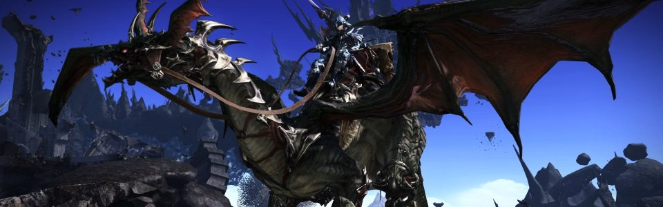 Final Fantasy XIV: live la patch 5.3, free trial estesa a Heavensward