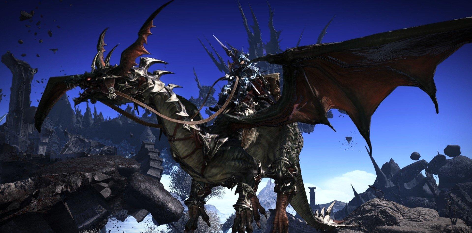 Final Fantasy XIV Heavensward final fantasy 14 Heavensward gratis