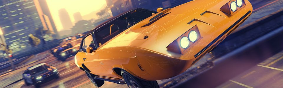 GTA Online: disponibile l'update Los Santos Summer Special