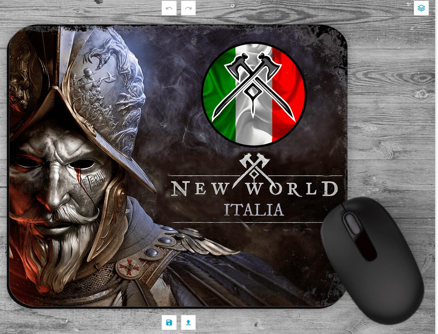 new world mmorpg New World Italia