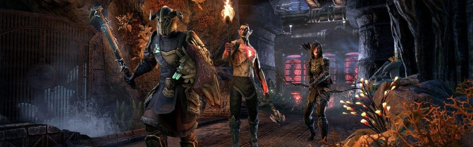 The Elder Scrolls Online: Stonethorn è live su PC, Mac e Stadia