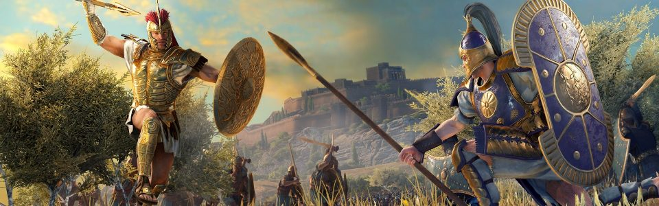 A Total War Saga: Troy gratis total war troy gratis