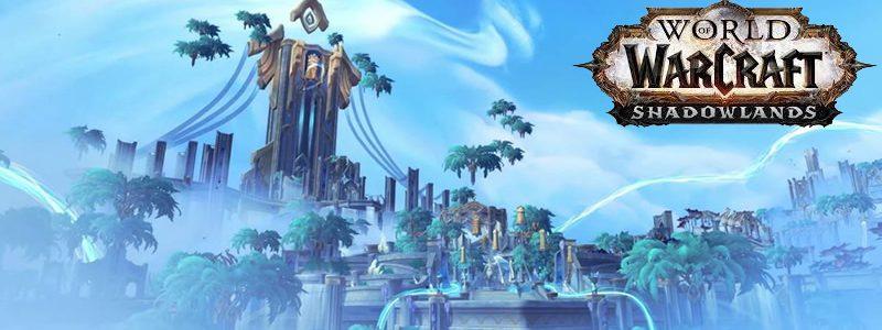 World of Warcraft Shadowlands: nuovi requisiti minimi, richiesto un SSD