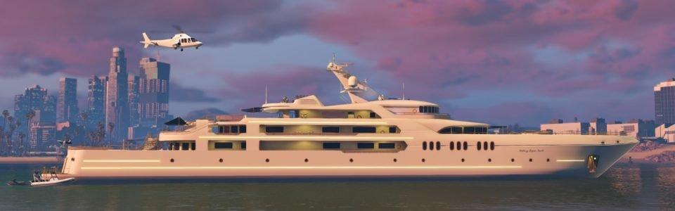 gta online yacht GTA V GTA 5