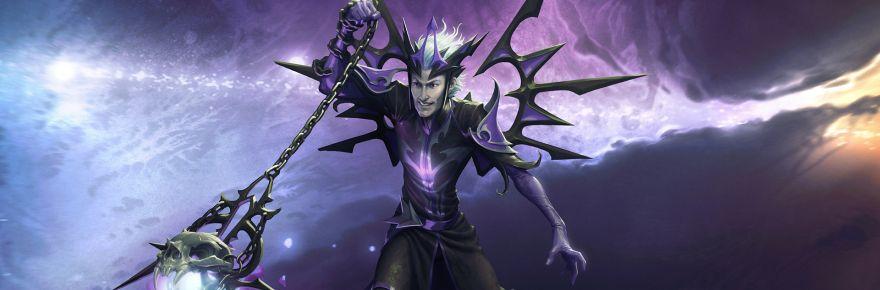 Magic Legends: svelata la classe del Negromante