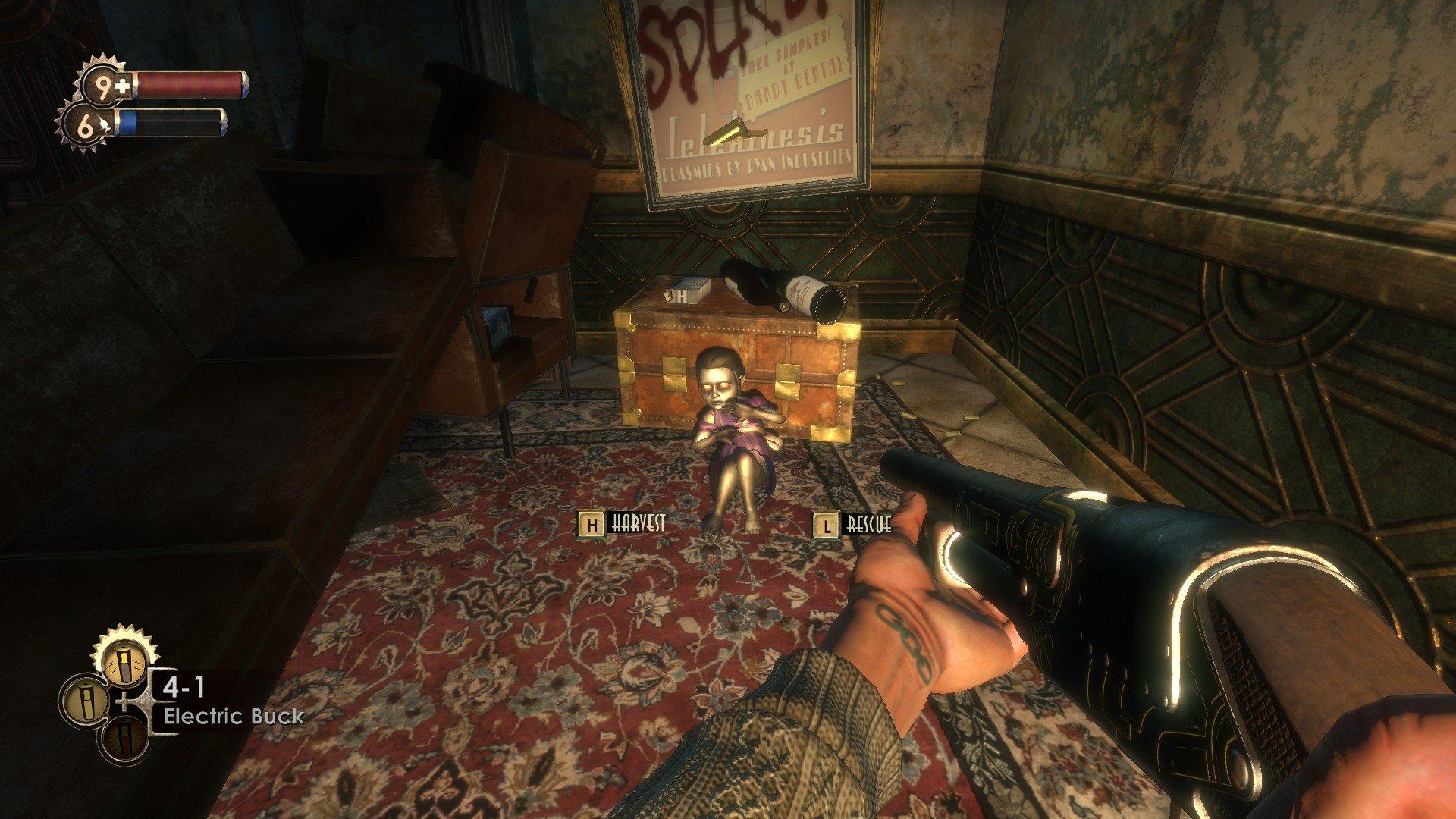 BioShock speciale