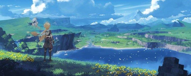 Genshin Impact è ora disponibile su PC, PS4 e mobile
